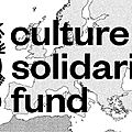 Culture of Solidairty Fund