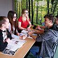 Spotkanie przygotowawcze polskiej grupy