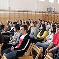 Spotkanie w IILO im. C.K. Norwida W Krasnymstawie