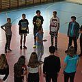 Spotkanie w Szkole Podstawowej im. J. Słowackiego w Małochwieju Dużym