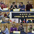 Spotkanie z młodzież w II LO im. Norwida, Krasnystaw