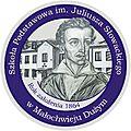 SP im. J. Słowackiego LOGO